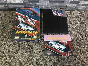 Super Cars (Nintendo Entertainment System, NES) Complete In Box, Cib