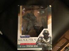 "Halo 5 Guardians McFarlane Toys 10"" Spartan Locke exclusive figure helmet bnib"