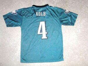 Philadelphia Eagles KEVIN KOLB Football Jersey youth Large