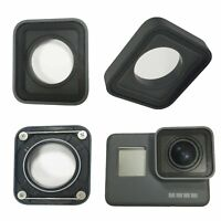Replacement Protective Camera Lens Glass Cover for Gopro Hero 5 Camera Black #BU