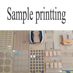 Sample printing DHL shipping fast