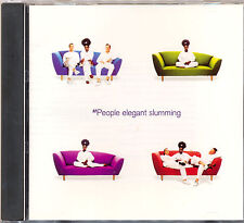 M PEOPLE  Elegant Slumming   CD     WE COMBINE SHIP