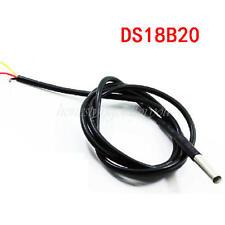 5Pcs Waterproof DS18B20 Temperature Temp Sensor Digital Thermal Probe Arduino F