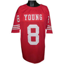 Steve Young unsigned Red TB Custom Stitched Pro Style Football Jersey XL - NEW