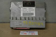 1996-1997 Saturn S Series Engine Computer Unit ECU 21023776 Module 34 5I2