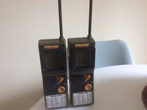 vintage walkie talkie