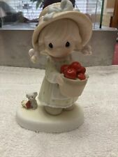 New ListingPrecious Moments Figurine Happiness To The Core Limited Edition