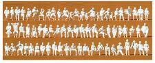 Preiser 16358 HO sitzende Figuren 72 Figuren