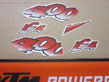 KTM LC4 400 GS RD Dekor Aufkleber Sticker Seitenteile Verkleidung Heck