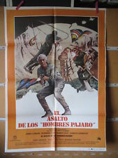 A4334 El asalto de los hombres pájaro James Coburn,  Susannah York,  Robert Culp