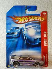 "2007 Hot Wheels ""CODE CAR"" LOTUS ESPRIT #094 Mf Silver Variation"