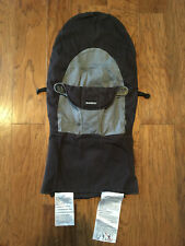 BabyBjorn Soft Bouncer cover  Black/Gray-Used