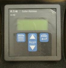 EATON CUTLER HAMMER IQ200 IQ Relay Display 66B2051G01