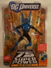 "DC Universe Classics Trigon BAF Wave 13 Blue Beetle Jamie Reyes 6"" Teen Titans"