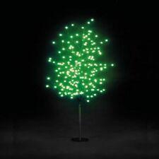 1.5m LED globe Xmas/Christmas tree - 200 green bulbs