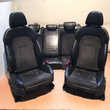 Audi A4 8K Limo. Sitze Lederausstattung Ledersitze Sportsitze Leder Alcantara