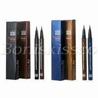 2pcs Waterproof Long-Lasting Quick-Drying Slim Liquid Eyeliner Eye Liner Pen