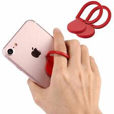 Alcatel One Touch 991 / 991D Oukitel K3 rojo Soporte de anillo de smartphone