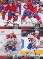 10-11 Upper Deck Tomas Plekanec /100 UD Exclusives Canadiens 2010