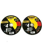 "25 pc Dewalt DWA8051 Metal Cut Off Wheel 4-1//2 x 7//8 x .045/"" for DW8062 DWA4531"