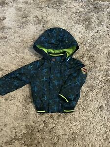 TED BAKER BABY BOYS 6-9 MONTHS RAINCOAT LIGHTWEIGHT JACKET COMBINED POST