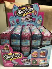SHOPKINS World Vacation Season 8 Final Destination Americas  Lot Of 4 Packs NEW