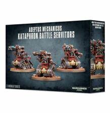 Warhammer 40 000 40k Adeptus Mechanicus Kataphron Battle Servitors