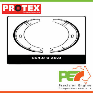New *PROTEX* Parking Brake Shoe For MERCEDES BENZ C350 W203 4D Sdn RWD.