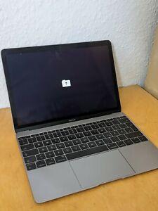 "Apple MacBook A1534  12"" OHNE MAINBOARD!"