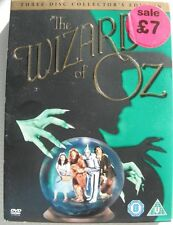 The Wizard Of Oz (3 Disc) DVD