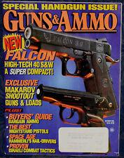 Magazine GUNS & AMMO Oct 1995 SAVAGE Model 112FVSS Varmint RIFLE, BAIKAL IZH-39