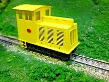 OO9 BODYSHELL KIT 6WM CLYDE FOR THE BACHMANN PLYMOUTH CHASSIS