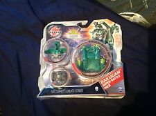 bakugan mechtanium load and explode super battle pack brand new sealed very rare