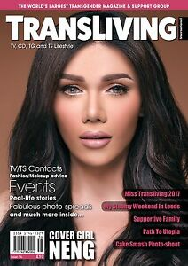 Transliving 56 Magazine Transgender, Non-Binary, X-Dress, Transvestite Lifestyle