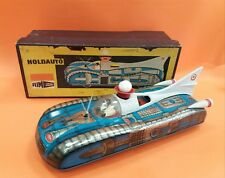 VINTAGE RARE FIRST HUNGARY SPACE TOY ROCKET CAR HOLDAUTO + BOX