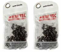 """16"""" Chainsaw Saw Chain  Pack Of 2 Chains Fits STIHL 021 023 MS211 MS231 MS181"""