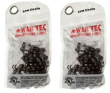 "16"" Chainsaw Saw Chain  Pack Of 2 Chains Fits STIHL 021 023 MS211 MS231 MS181"