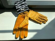 CAV EMPT x ASHRAM Leather Gloves (new with tags) (SMALL)