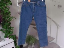 Levi's 501 Ct Women's Button Fly Cropped Jeans Size measure 34X27 NWT tag 29X32