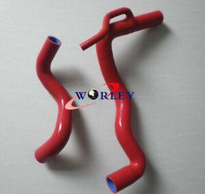 Red Silicone Radiator Hose For Toyota RAV4 RAV 4 1AZ/2AZ ACA30 2005-2011