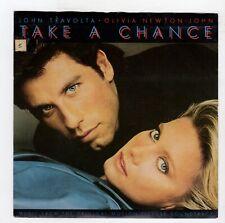 (R918) John Travolta & Olivia Newton-John, Take A Chance - 1983 - 7 inch vinyl
