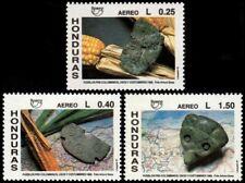 ✔️ HONDURAS 1991 - UPAEP ART PRE-COLUMBIAN - MI. 1119/1121 ** MNH OG [101.020 ]