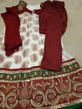 Ladies Bollywood Shalwar Kameez / Punjabi - Size 8 to 10