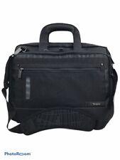 """Targus Black 4 Pocket 15"""" Laptop, Tablet And Accessories Shoulder Bag"""