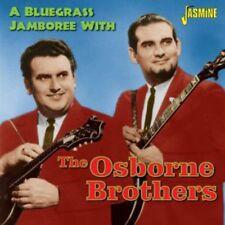 Osborne Brothers, Th - Bluegrass Jamboree with [New CD] UK - Im