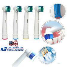 USA 4PCS Replacement Electric Tooth Brush Heads For ORAL BRAUN Oral B