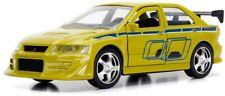 Fast and Furious 2002 MITSUBISHI Lancer EVO VII 1 32 Hollywood Ride Jad99789