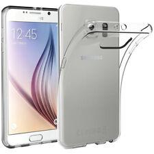 Samsung Galaxy S7 Case Hülle Ultra Slim Cover Silikon Transparent Schutz TPU