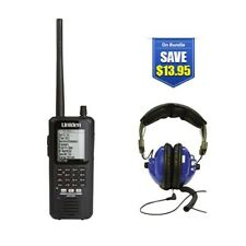 Uniden Bearcat BCD436HP with Universal Headset Kit Bearcat BCD436HP with