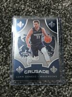 Panini Basketball Chronicles 2019-20 Luka Doncic Crusade #541